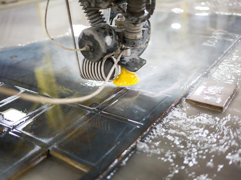 Waterjet Cutting K Amp W Tool And Machine Inc
